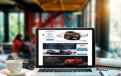 Stafim Peugeot déploie ses offres et ses services sur le web
