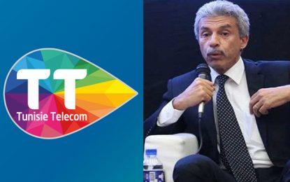 Samir Saied nouveau Pdg de Tunisie Télécom