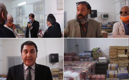 Coronavirus-Ramadan : Le gouverneur de Tozeur réunit les organisations régionales pour appeler à la solidarité