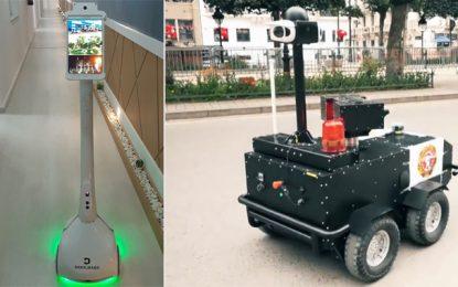 Tunisie : Les robots au service de la lutte contre le coronavirus (Vidéo)