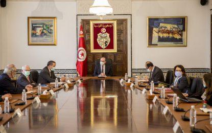 Lutte contre le coronavirus : Le conseil des ministres adopte plusieurs décrets-lois (Vidéo)