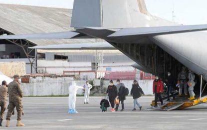 Tunisie : 22 nouveaux vols de rapatriement programmés cette semaine