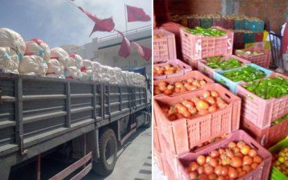 Spéculation : Saisie de 22 tonnes de semoule à Sidi El-Héni, le délégué blanchi par la justice