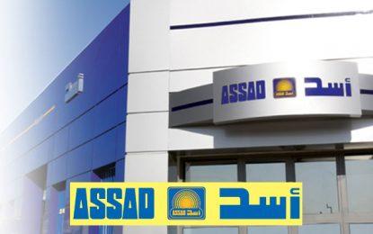 La société Assad annonce des revenus en baisse de 20,8% au 1er semestre 2020