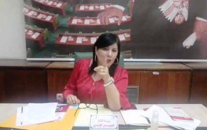 Menacée d'assassinat, Abir Moussi ne se sent pas en sécurité à l'Assemblée
