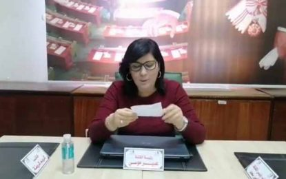 Abir Moussi : «Les autorités sécuritaires m'ont informée que je fais l'objet de menaces de mort» (Vidéo)