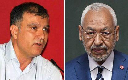 Amine Mahfoudh admet l'hypothèse d'un retrait de confiance à Ghannouchi