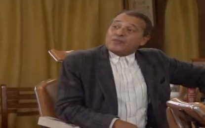 Tunisie : Décès de l'acteur et homme de théâtre Cherif Laabidi
