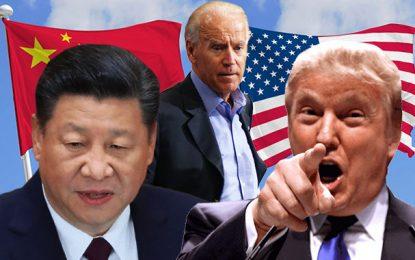 Trump n'en démord pas : la Chine paiera des réparations