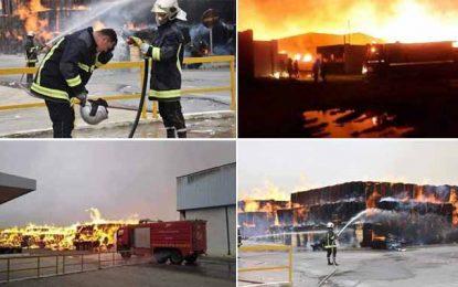Incendie à Enfidha : La piste criminelle n'est pas écartée