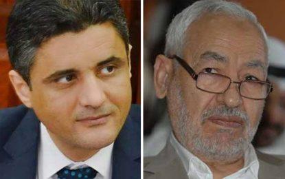 Hassouna Nasfi : Rached Ghannouchi a avoué avoir félicité Fayez Sarraj pour une victoire militaire intra-libyenne