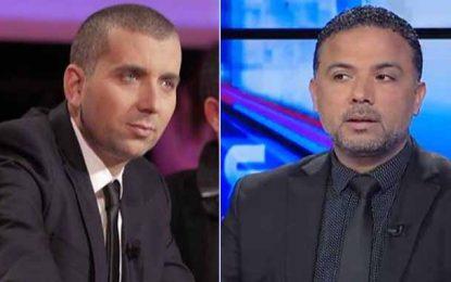 Le député Seifeddine Makhlouf traite le chroniqueur Haythem Mekki de… «chien»!