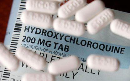 Covid-19: l'hydroxychloroquine augmente significativement la mortalité due au virus