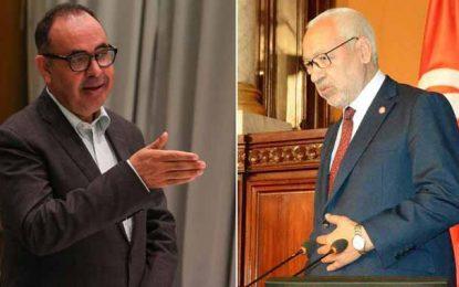 Mabrouk Korchid à Rached Ghannouchi : «Retenez vos chiens !»