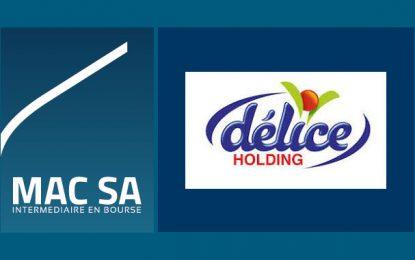 Pour Mac SA, 2019 a été l'année de la reprise pour Délice Holding