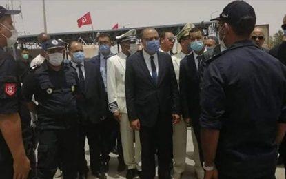 Hichem Mechichi : «Pour une meilleure sécurisation des frontières, nous allons renforcer la surveillance électronique»