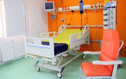 L'hôpital de Ben Arous se dote d'un nouveau service de réanimation (Photos)