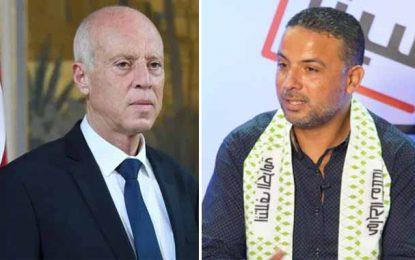 Seifeddine Makhlouf menace de lancer une procédure de destitution contre Kaïs Saïed (Vidéo)