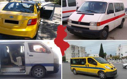 Tunisie : Les mesures du ministère du Transport pour le confinement ciblé