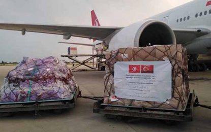 La Turquie fait don à la Tunisie de matériels de protection contre le coronavirus