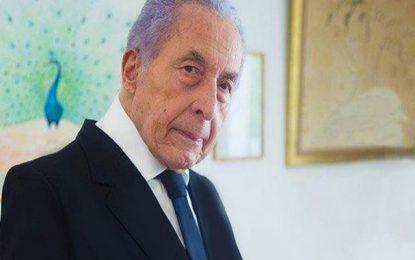 In memoriam : Chedli Klibi, l'homme de la Ligue arabe
