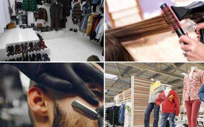 Tunisie : Les salons de coiffure, les instituts de beauté et les boutiques de friperie rouvriront le 11 mai