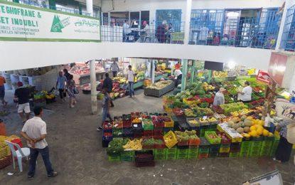 La Marsa menace de refermer le marché municipal pour non-respect des mesures sanitaires