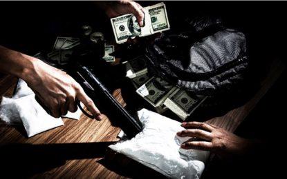 Tunisie : Arrestation d'une bande criminelle spécialisée dans le trafic d'armes et le blanchiment d'argent