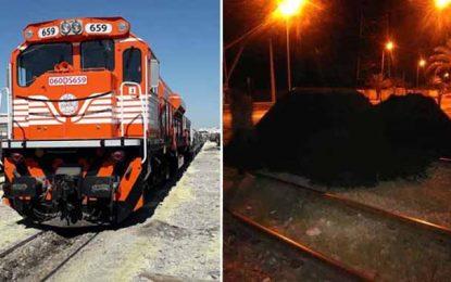 Blocage d'un train de transport de phosphate à Meknassy : La SNCFT saisit la justice
