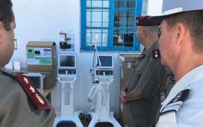 Coronavirus : La France livre un 4e lot d'équipements médicaux à la Tunisie (Photos)