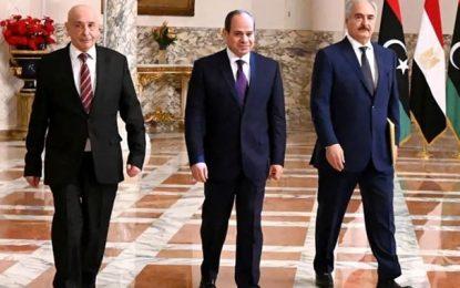 Pour contrer la Turquie, l'Egypte propose une «initiative de paix» pour la Libye