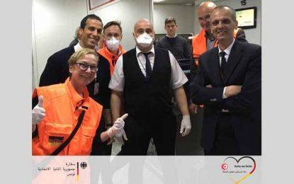 Coronavirus : L'ambassade d'Allemagne salue les efforts de la Tunisie