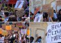 «I can't breathe» : Rassemblement à Tunis contre le racisme et en hommage à George Floyd