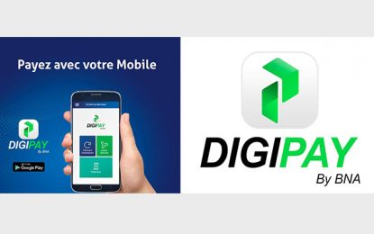 Paiement mobile : La BNA lance son application Digipay By BNA