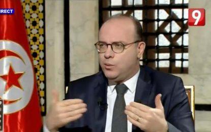 Elyes Fakhafalh s'oppose à l'élargissement de la coalition gouvernementale