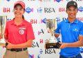 Championnat de Tunisie de golf : Elyes Barhoumi et Feriel Chahed au dessus de la mêlée