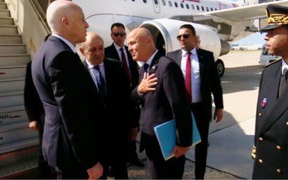 Rentré aujourd'hui de France, l'ambassadeur Poivre d'Arvor se confinera une semaine chez lui à La Marsa