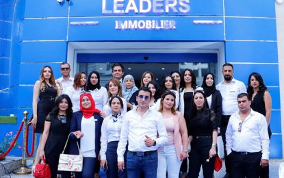 Tunis : Leaders Immobilier inaugure sa nouvelle agence au Lac 2