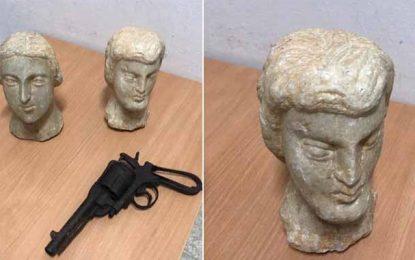 Trafic de pièces archéologiques : Un suspect arrêté à Mahdia