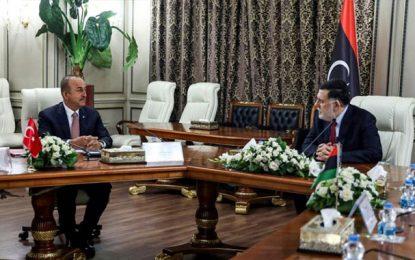 Erdogan serre sa mâchoire sur la Libye