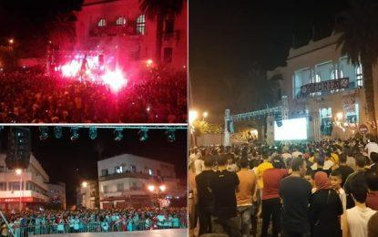 Tunisie-Football : L'Olympique de Béja revient en Ligue 1 (Photos & vidéo)