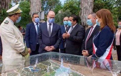 Environnement-Tunisie : Projet de réhabilitation du parc d'El-Mourouj