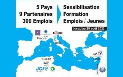 Projet Resmyle pour l'inclusion sociale des jeunes à travers le développement durable en Tunisie