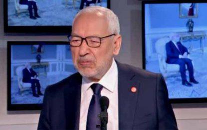 Rached Ghannouchi : «Nous allons soutenir le président de la république»
