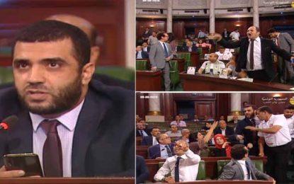Les propos de Khiari sur Bourguiba provoquent la colère des députés, la plénière à nouveau levée