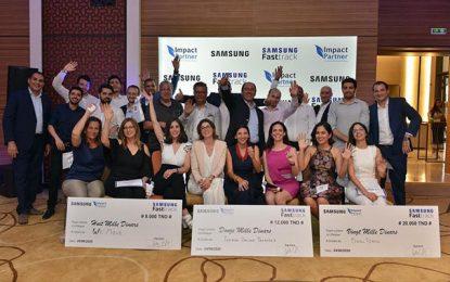 SamsungFastTrack : une 4e édition sous le signe de l'innovation sociale