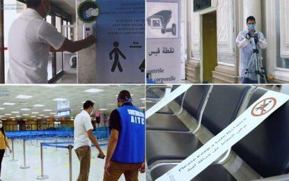 Tunisie : Mesures exceptionnelles dans les aéroports à partir de demain, jeudi 18 juin (Vidéo)