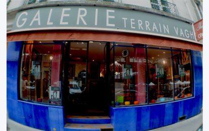Paris : Exposition «Matières en exil» à la galerie Terrain Vagh