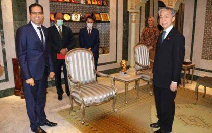 Tunisie : Fin de mission de l'ambassadeur chinois Wang Wenbin