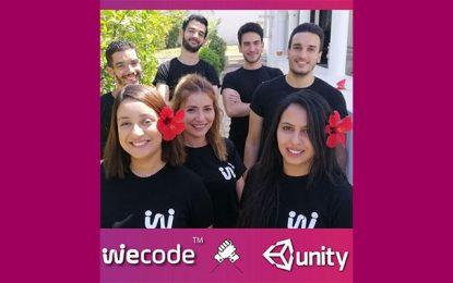 Tunisie : WeCode annonce un partenariat avec Unity Technologies